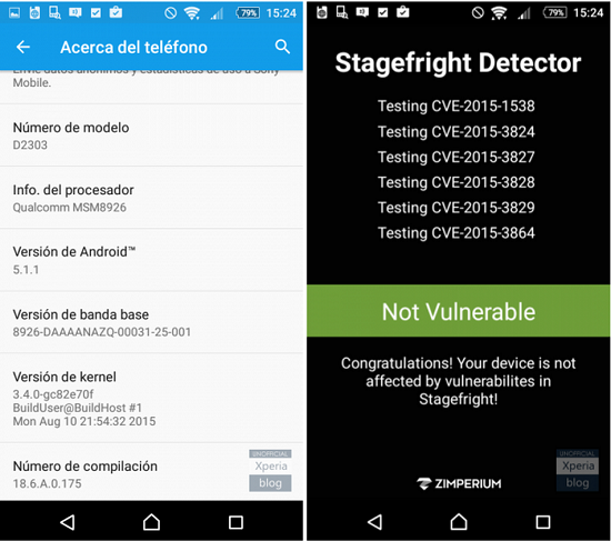 Xperia M2 Android 5.1.1 Lollipop update FTF