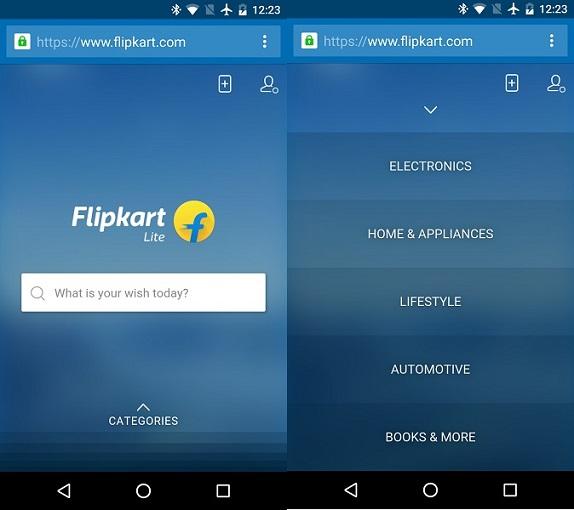 Flipkart-Lite