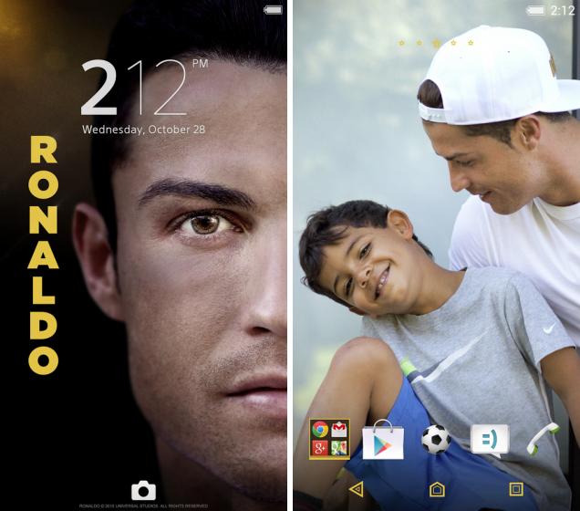 Ronaldo-Xperia-Theme_3