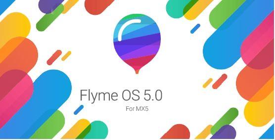 Flyme-OS-5.0 update