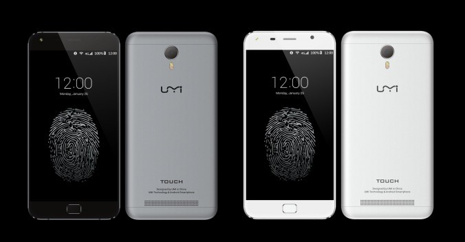 UMi Touch Marshmallow