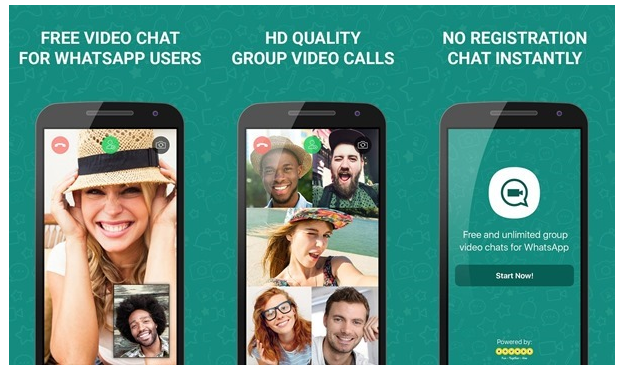 Booyah WhatsApp Video calling